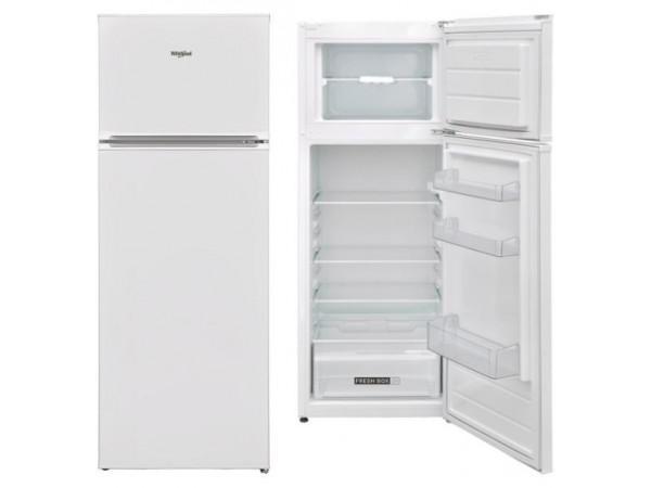Whirlpool Fridge Freezer 212L – White W55TM 4110 W UK 1