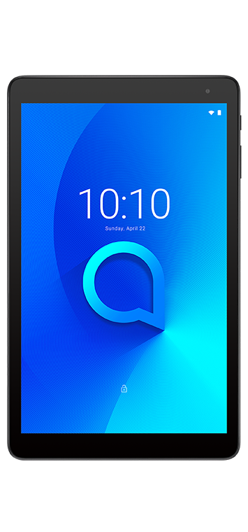 ALCATEL 10″ Tablet 16GB Black – 8091-2AALGB1