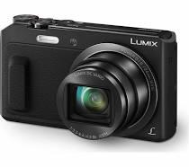 Panasonic Lumix Compact Digital Camera – Black DMC-TZ57EB-K