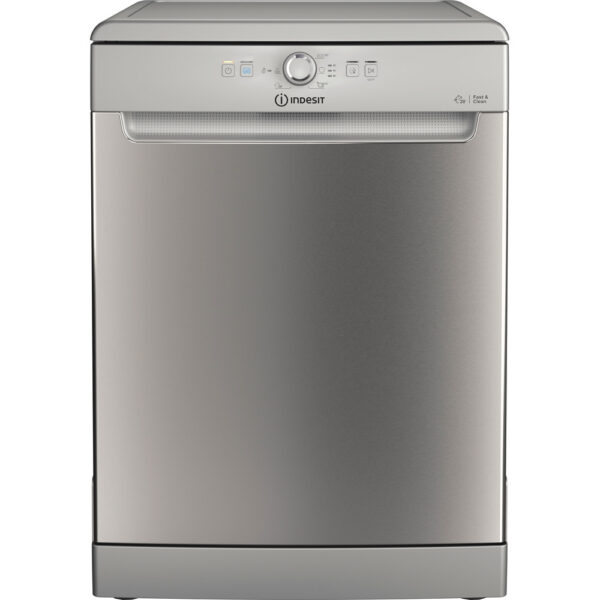 Indesit Dishwasher Stainless Steel – DFE1B19XUK