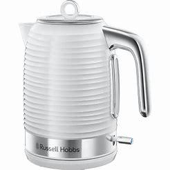 Russell Hobbs 1.7L 2400W Inspire Kettle White – 24360