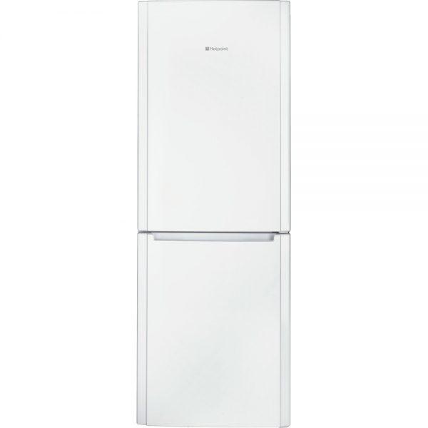 Hotpoint fridge freezer 70cm white – FFUL1919P