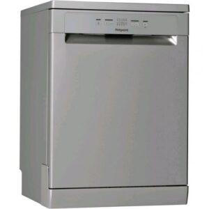 Hotpoint Aquarius 60cm Freestanding Standard Dishwasher – Stainless Steel | HFC2B19X