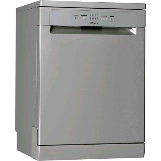 Hotpoint Aquarius 60cm Freestanding Standard Dishwasher – Stainless Steel | HFC2B19XUKN
