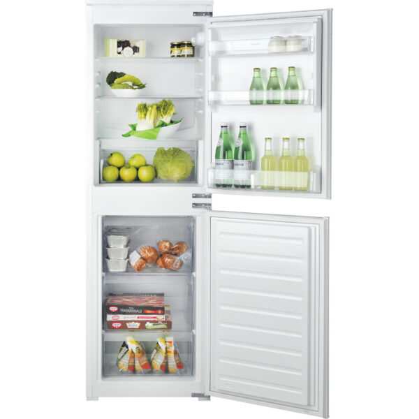 Hotpoint Integrated 50/50 Low Frost Fridge Freezer – HMCB 5050 AA.UK.1