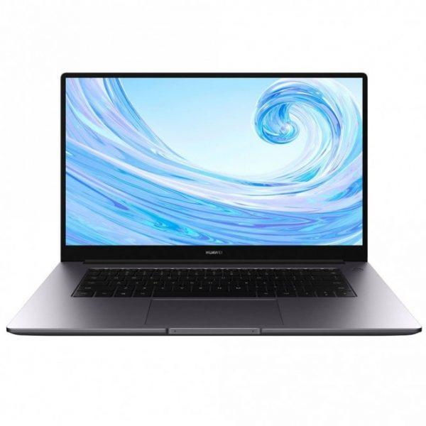 Huawei Matebook D 15 AMD Ryzen 5 8GB 256GB SSD 15.6 Inch Windows 10 Laptop – Grey- 53010TUX