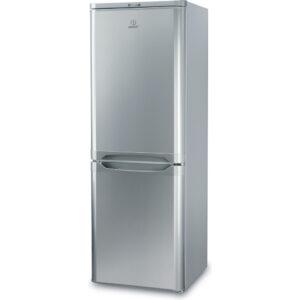 Indesit 60/40 Fridge Freezer Filver – IBD 5515 S UK F155579