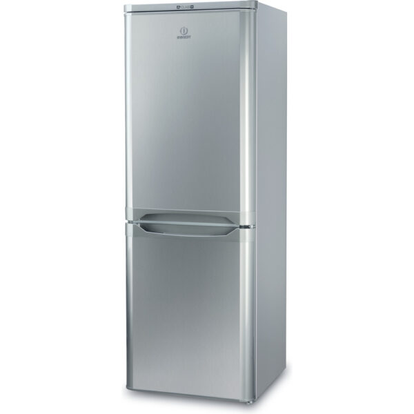 Indesit 60/40 Fridge Freezer Filver – IBD 5515 S UK F155579