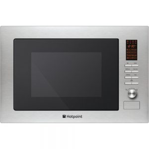 HOTPOINT BUILT IN MICROWAVE OVEN: STAINLESS STEEL COLOR MWH2221X