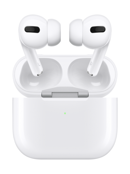 Apple Airpods Pro with Wireless Charging Case - White   MWP22ZM/A