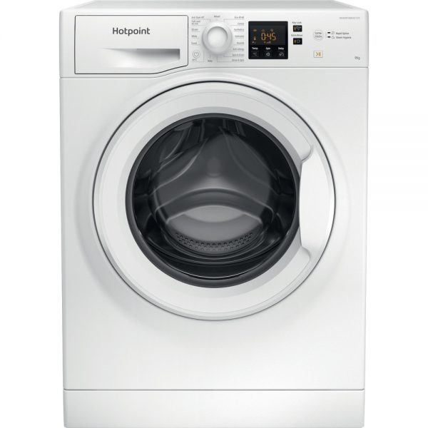 Hotpoint NSWA943CWW 9kg 1400 Spin Washing Machine