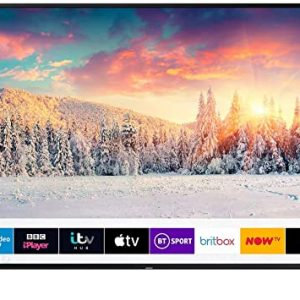 Samsung QE65Q60RATXXU 65″ 4K Ultra HD HDR Smart QLED TV with Ambient Mode – QE65Q60RATXXU