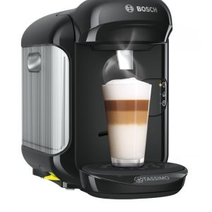 Bosch Tassimo Vivy 2 0.7L Pod Coffee Machine - Black | TAS1402GB