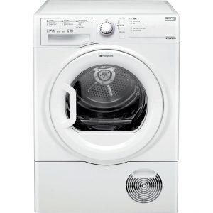 Hotpoint 8kg condenser dryer white TCFS83BGP