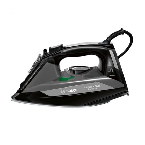 Bosch Steam Iron Sensixx'x DA30 Power III 2800 W TDA3020GB