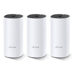 TP-LINK Deco M4 Whole Home Mesh WiFi System – Triple Pack