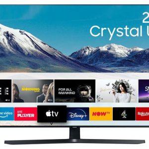 Samsung 50″ Crystal UHD Smart TV with Satellite Tuner | UE50TU8500UXXU