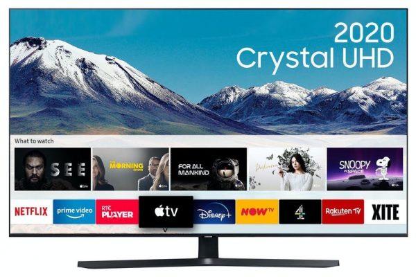 Samsung 43″ Crystal UHD Smart TV with Satellite Tuner | UE43TU8500UXXU