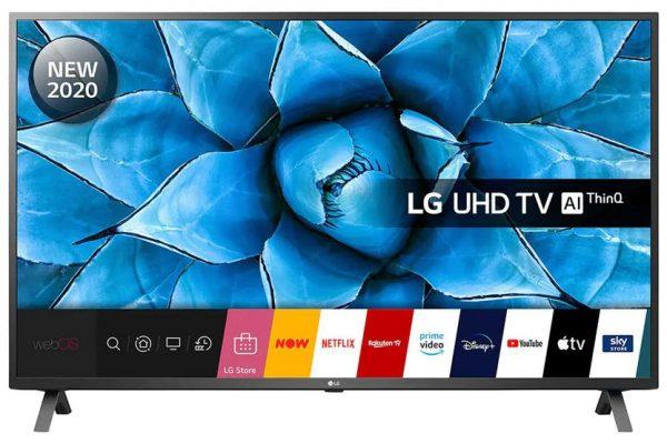 LG 50UN73006LC 50 inch 4K Smart UHD TV