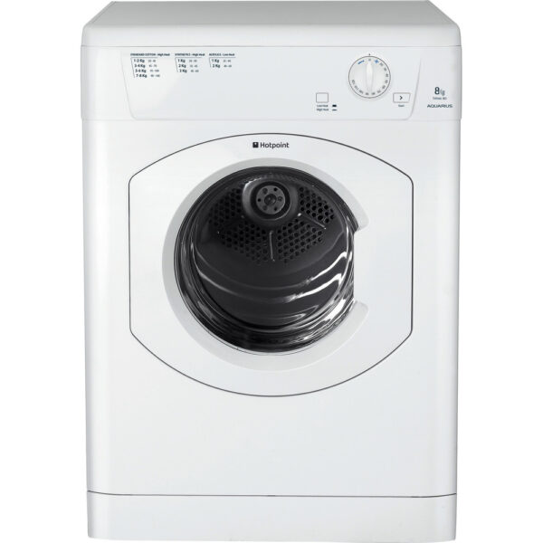 Hotpoint Vented Dryer – TVHM80CP