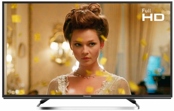 Panasonic TX40FS503B, 40″ LED Smart FHD TV with FREESAT