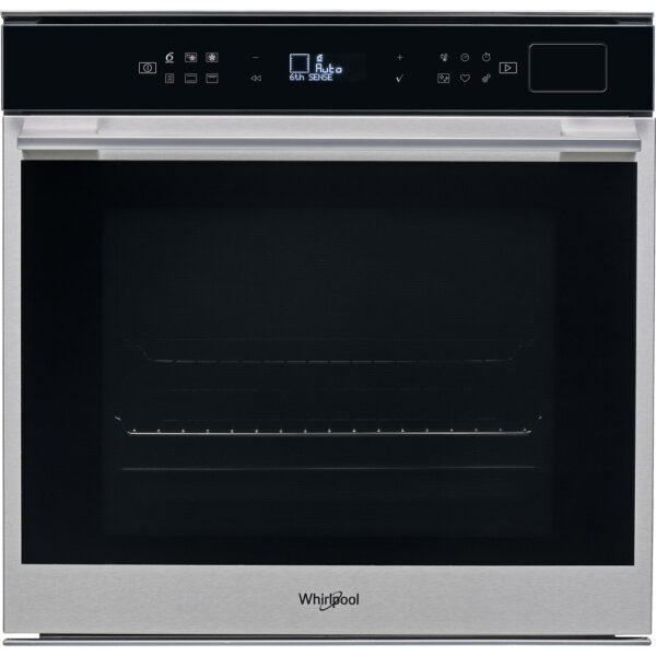 Whirlpool W Collection Built-in Electric Oven – Stainless Steel- Stainless Steel W7 OS4 4S1 P