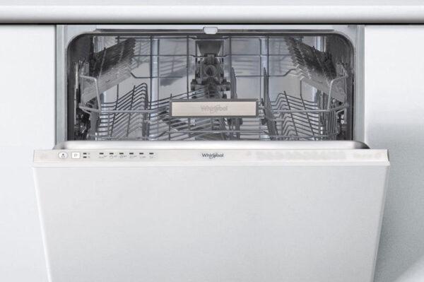 Whirlpool Fully Integrated Dishwasher – White – WIE2B19 UK