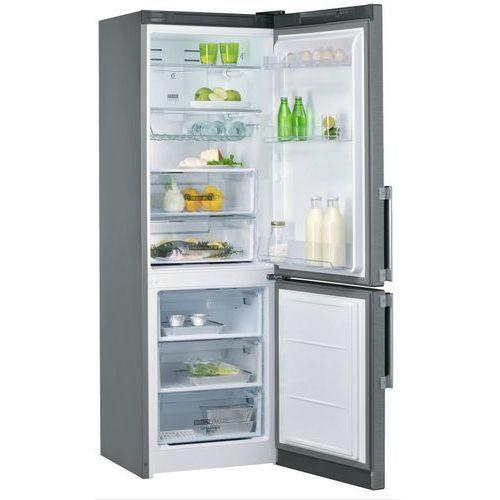 Whirlpool Fridge Freezer 339L – Optic Inox W5811EOX1