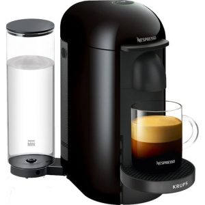 Krups Nespresso Vertuo Plus XN903840 Coffee Machine - Black