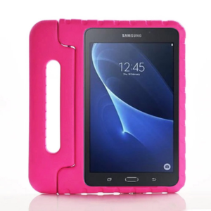 Kids Shockproof Galaxy Tab A 10.1 (2019) Protective Case – Pink