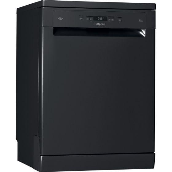 Hotpoint Full Size Dishwasher – Black – HFC3C26WCB