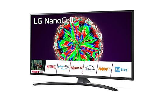 LG 55 Inch Smart 4K UHD NanoCell HDR LED Freeview TV 55NANO796 793/6658