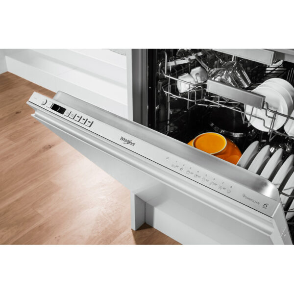 Whirlpool Fully-Integrated Dishwasher 14 Place – WIC3C33PFEUK