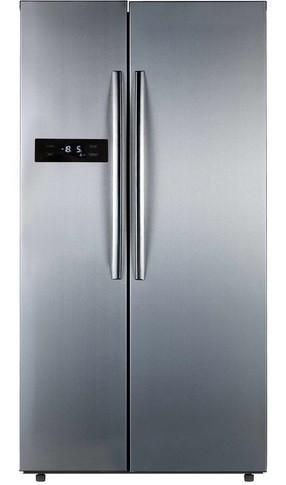Belling BAFF526SS Stainless Steel American Style Fridge Freezer