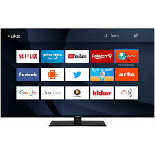 Panasonic 43″ 4K Ultra HD LED Smart TV – Black -TX-43HX700B