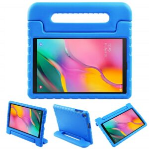 Kids Shockproof Galaxy Tab A 10.1 (2019) Protective Case – Blue