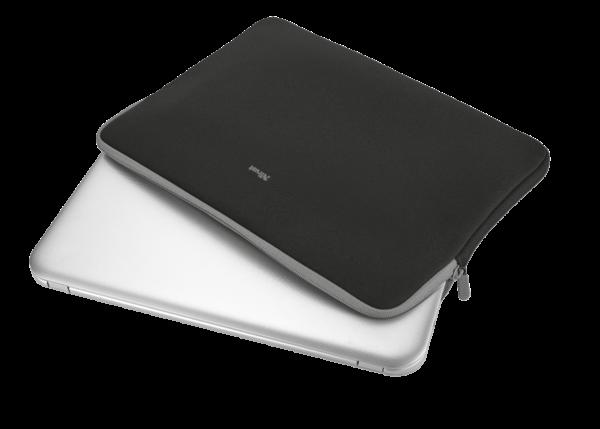 Trust Primo Soft Sleeve for 15.6″ Laptops Black – T21248