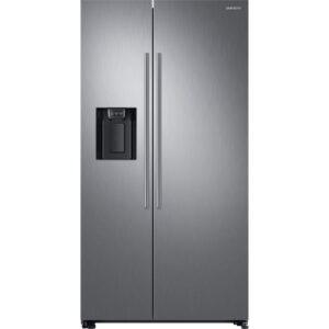 Samsung NoFrost Freestanding American Fridge Freezer - Inox - RS68N8220S9