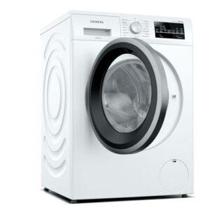 Siemens iQ500 WM14UT89GB Freestanding Washing Machine, 8kg Load, 1400rpm Spin