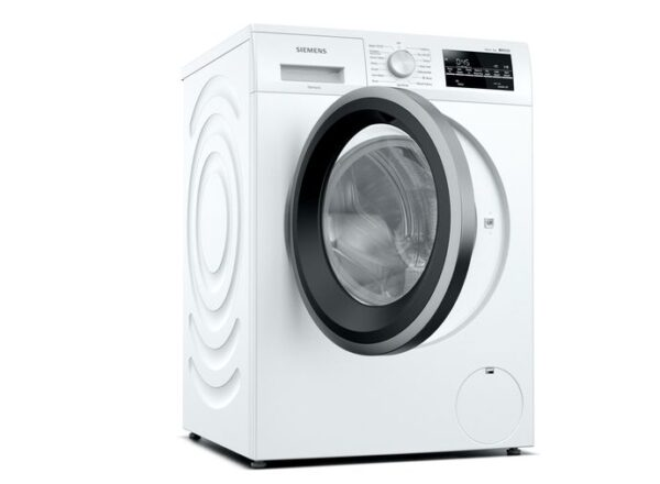 Siemens iQ500 WM14UT89GB Freestanding Washing Machine, 8kg Load, 1400rpm Spin