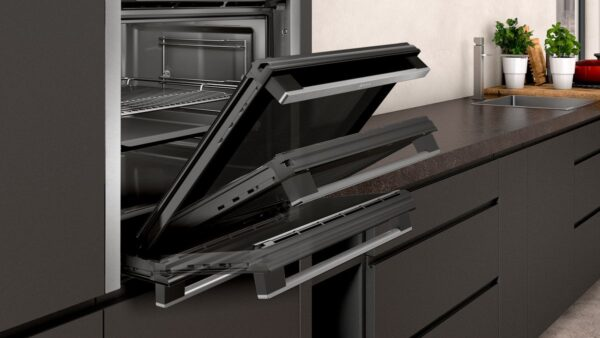 NEFF Built-in Hide & Slide Oven B6ACH7HN0B