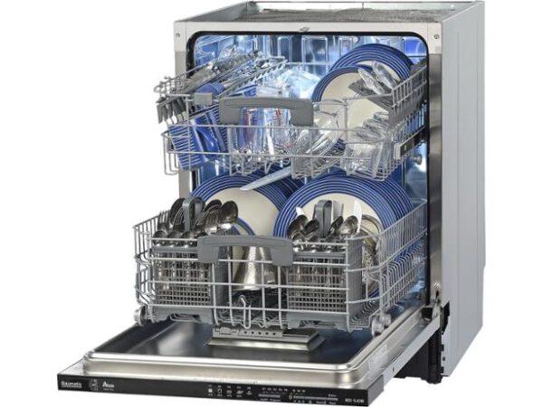 Baumatic BDI1L63B Fully Integrated Dishwasher A+