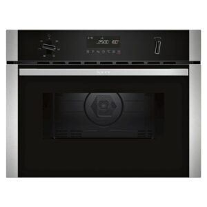 Neff C1AMG84N0B Built In 60cm Stainless Steel Combination Microwave