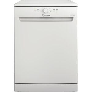 Indesit 60CM Freestanding Dishwasher - White | DFE1B19