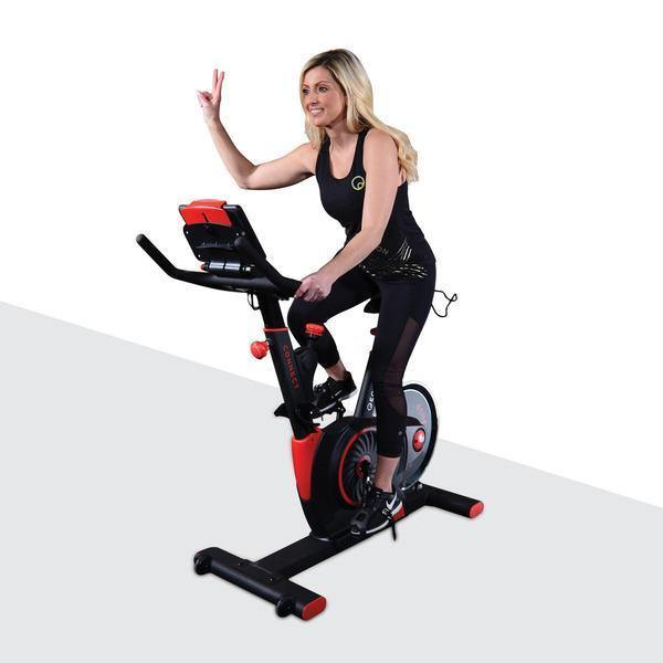 Echelon EX3 Connect Fitness Bike – Red | EX3-RED