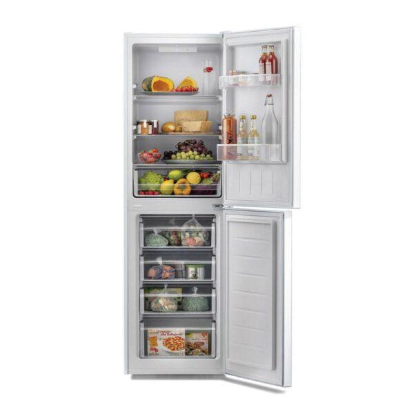 Hoover HMCL5172WKN 50/50 Fridge Freezer White