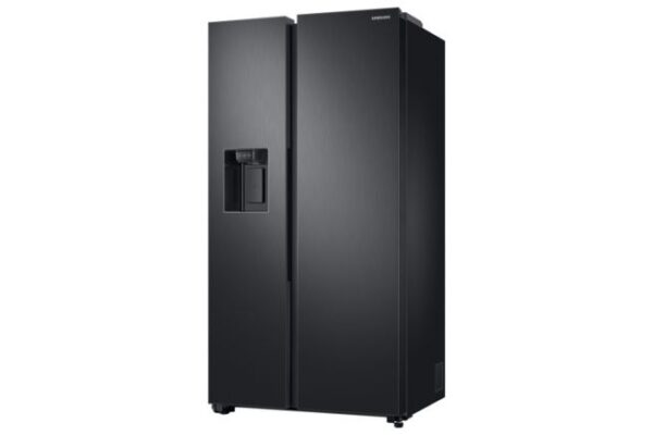 Samsung American Fridge Freezer Black Steel RS68N8230B1/EU
