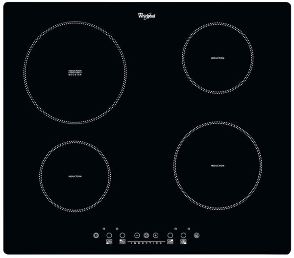 Whirlpool 60CM Induction Hob – ACM822/NE