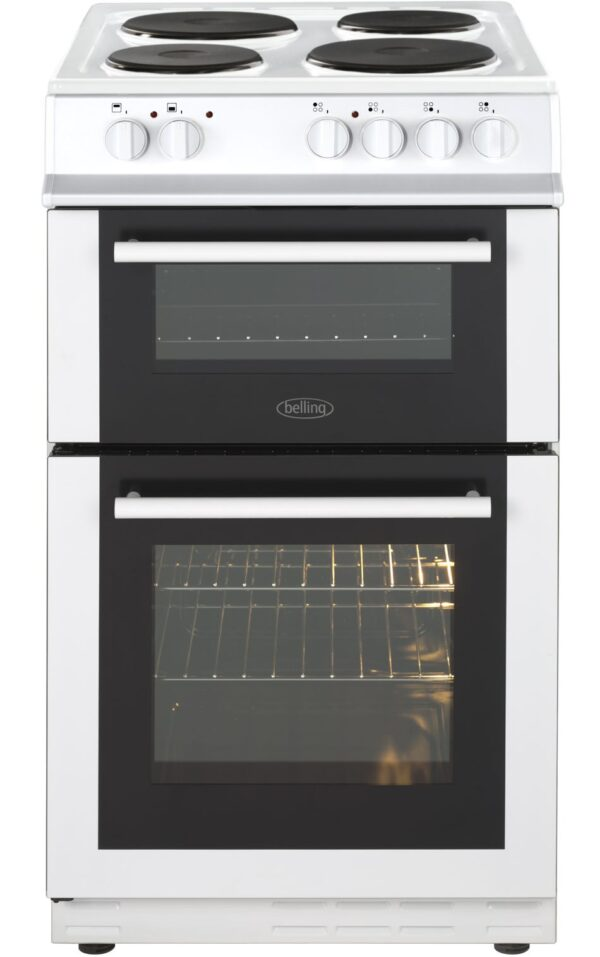 Belling 50cm Electric Cooker – FS50ETWH