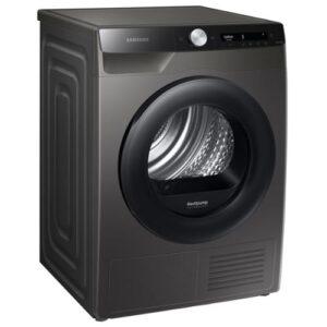 Samsung 8kg Freestanding Heat Pump Tumble Dryer – Inox | DV80T5220AX